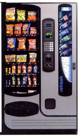 Bay Area Vending Machines | Sales, Service, Leasing, or Repairs